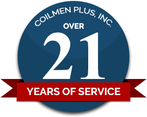 Coilmen Plus, Inc. - Over 20 years of professional service.